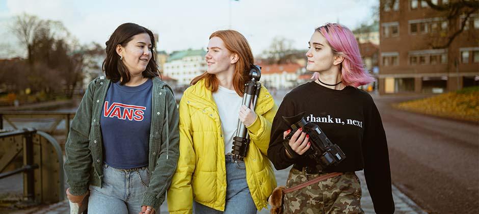 LBS Kreativa Gymnasiet Umeå