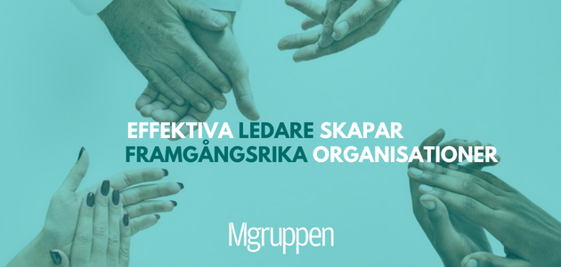 Mgruppen ledarskap management Executive MBA