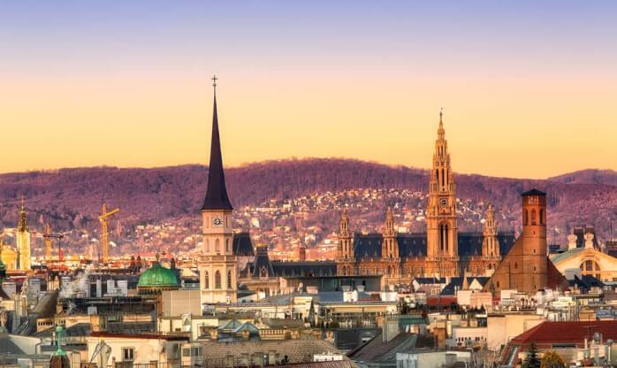 Experience Vienna by studying at Webster University