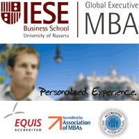 The IESE Global Executive MBA (EMBA) Program