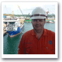 Diving Safety - How NEBOSH help with career development