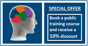 10% Discount on Illumine Training public training courses in management, leadership and personal development skills