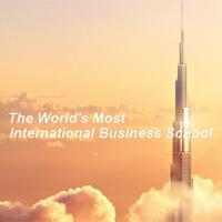 Verdens mest internasjonale handelshøyskole!