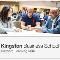 Kingston Distance Learning MBA