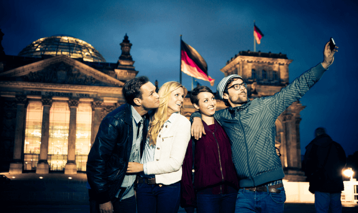Get your master's in Germany!