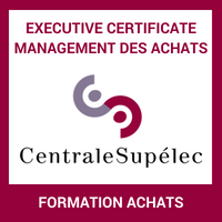 Executive Certificate Management des achats