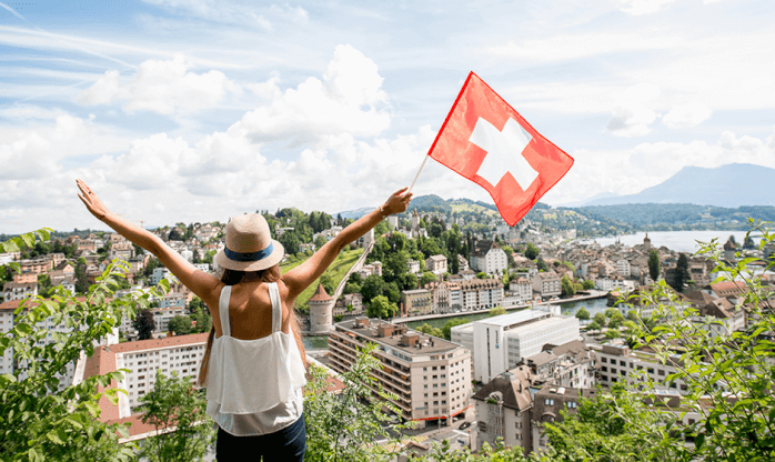 Experience Switzerland at USI