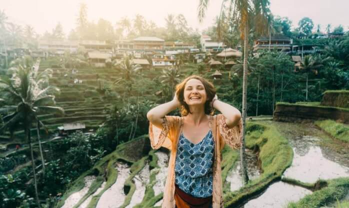 Study in Bali, Indonesia's #1 Tourist destination.