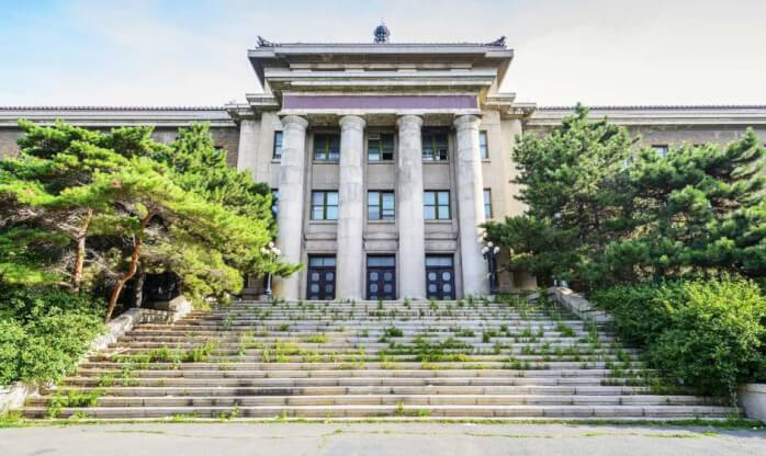 Join 2,300 international students at Jilin University, China