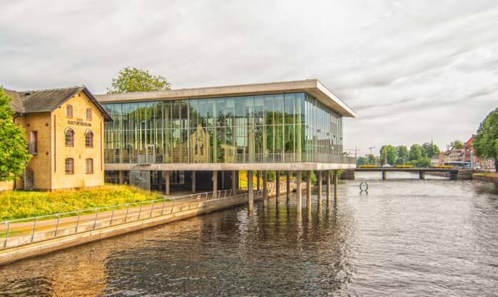 Featured: Halmstad University