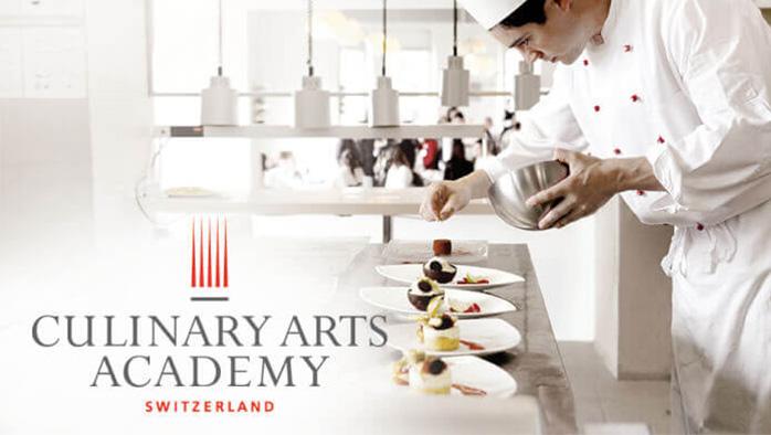 Utbilda dig till internationell Kock eller Konditor i Schweiz!