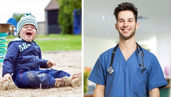 Barnskötare eller Undersköterska