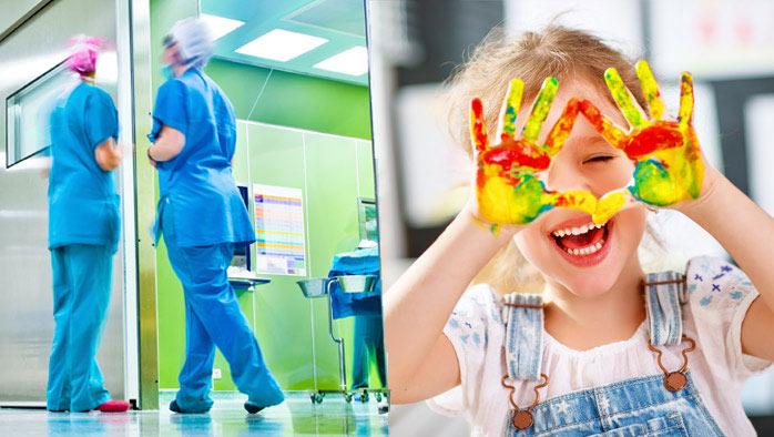 Läs till Undersköterska eller Barnskötare