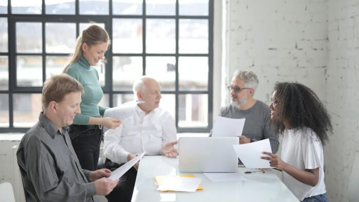 Altersdiverse Teams: Eine Frage der Führung