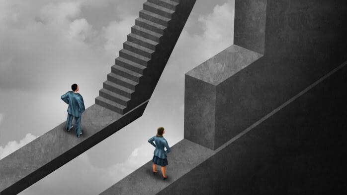 Gender Bias: Frauen stecken häufig in einer Zwickmühle