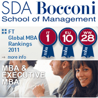 MBA & Global Executive MBA programs in Italy