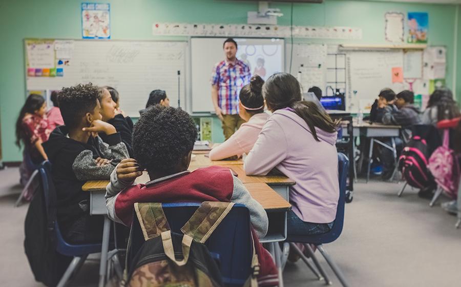 grunnskolelærer 5 til 10