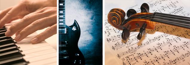 Musiikin Opiskelu