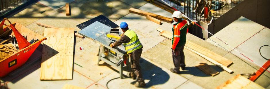 construction courses and training