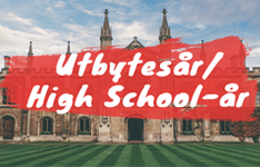Utbytesår & High School-år