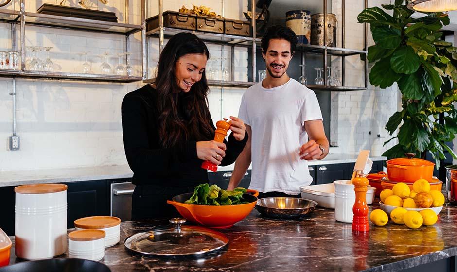 Matlagningsaktivitet